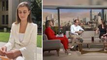 Brittany Higgins slams TV segment about rape allegations