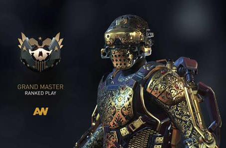 Top CoD: Advanced Warfare players get ironic armor