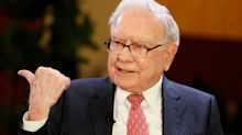 Berkshire Hathaway shares hit all-time high despite Buffett's energy deal unraveling