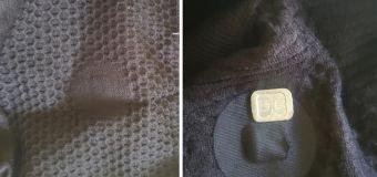 Shopper's 'creepy' find in new underwear