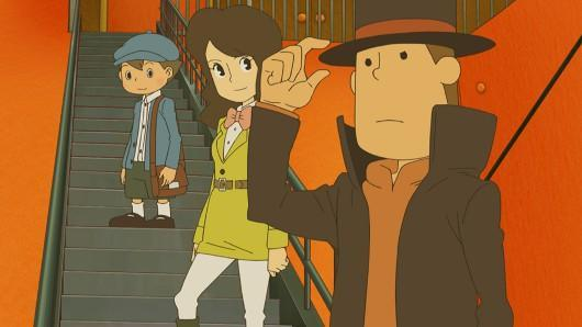 Professor Layton and the Azran Legacy review: Such Sweet Sorrow