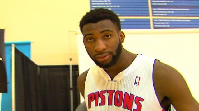 Andre Drummond: 9/30/13