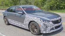 Reservations for Cadillac CT4-V and CT5-V Blackwing models to open in February