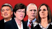 Coronavirus shadows key Senate races, as Dems vie for control