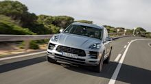 Porsche's best-selling Macan SUV is going all-electric
