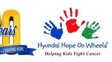 Hyundai Hope On Wheels Announces Partnership With WWE® In Support Of National Childhood Cancer Awareness Month