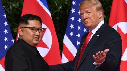 For Trump-Kim II, new pressure on Trump