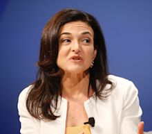 Sheryl Sandberg said she worries about TikTok because it got huge faster than Facebook did