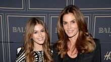 Cindy Crawford Takes Mini-Me Daughter to Colorist So She Can Recapture Her Original Hue