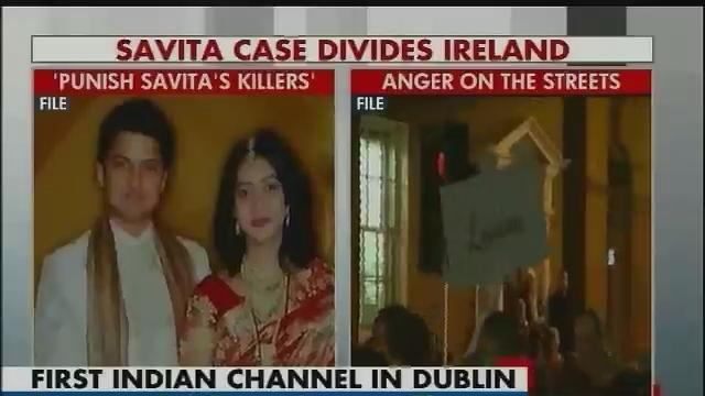 Savita's death sparks outrage in Ireland