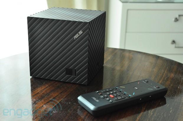 ASUS Qube hands-on (video)