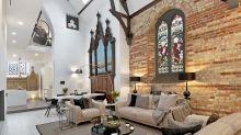 Come convertire una chiesa in una casa