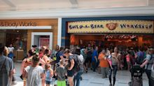 Build-A-Bear stores overwhelmed by 'pay your age' promotion