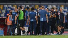 """Il fisioterapista della Lazio chiede scusa a Gattuso: """"Ho perso la testa, comportamento inopportuno"""""""