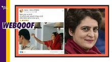 Old Image Revived As Priyanka Gandhi's Bihar Elections Campaign