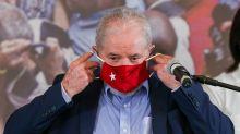 """Após discurso, Lula critica Bolsonaro: """"Política de destruição que envergonha os brasileiros"""""""