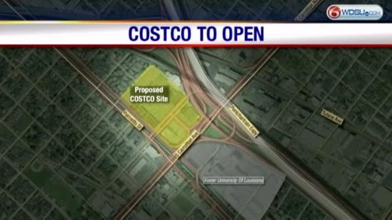 Costco Warehouse to bring jobs to Crescent City