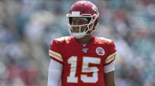 Patrick Mahomes announces he's going to be a girl dad