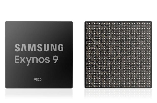 Samsung's new phone processor has hardware for on-device AI