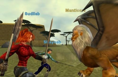 The Game Archaeologist's excellent EverQuest Online Adventures: The highlights