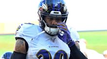 Report: Ravens' Earl Thomas sent home after heated on-field confrontation with Chuck Clark