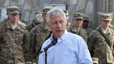 Hagel on Bombing Near Him: 'We're in a War Zone'