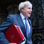 Boris Johnson signals compromise with Tory rebels on Brexit Bill