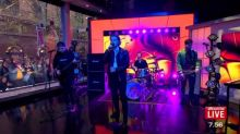 5 Seconds of Summer perform their new single, 'Youngblood'