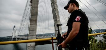 Turkey arrests three former diplomats over coup plot