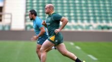 Wallabies want Moore to finish with a flourish