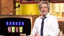 Burger Quiz : Alain Chabat explique pourquoi les stars invitées sont désormais payées