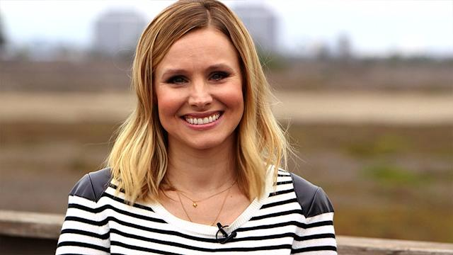 Kristen Bell Gives Us Straight Talk on Marriage, Veronica Mars, and Her Adorable