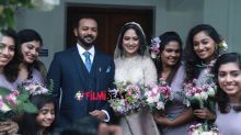Miya George Enters Wedlock In A Private Ceremony; See Pics!