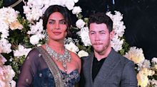 Priyanka Chopra Wore the Biggest Diamond Necklace to Her and Nick Jonas's Second Wedding Reception