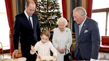 Christmas puddings made by Queen and Prince George donated to armed forces communities