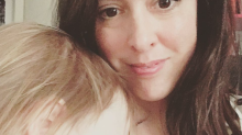 This mum won't let people's disapproval stop her breastfeeding her three-year-old