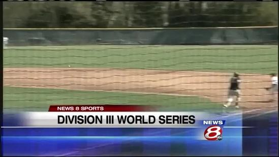 Freshman helps lead USM to D3 World Series