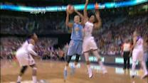 Delle Donne's First Bucket