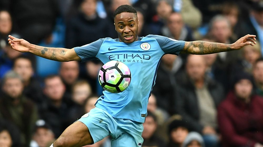 Sterling: It is great to be close to Neymar