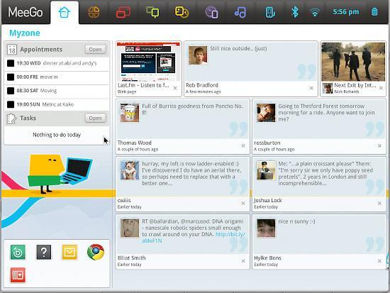 MeeGo 1.0 for netbooks and N900 now available to download