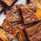Pumpkin Cheesecake Brownies, The Perfect Thanksgiving Dessert