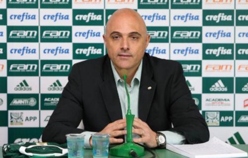 Palmeiras elege seis conselheiros vitalícios; filho de Del Nero não entra