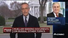 Mueller subpoenas Trump Organization for documents on Rus...