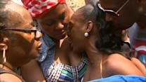 Neighbors weep for Chicago boy killed by gunfire