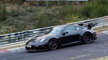 Así suena el Porsche 911 GT3 992 en el circuito de Nürburgring