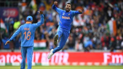 Parents Happy with Hardik Pandya's Performance in World Cup