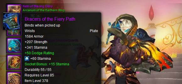 Potentials and pitfalls of Warlords of Draenor's proposed gearing system