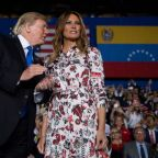 Trump says Venezuela's military will 'lose everything they have' if they continue to support Maduro