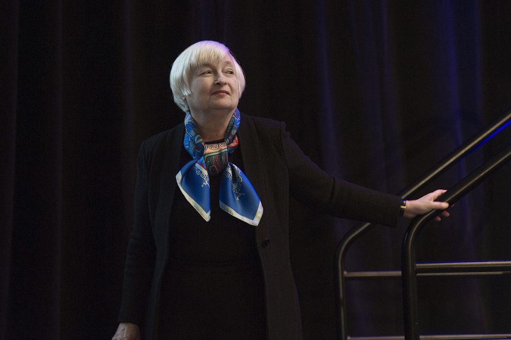 Federal Reserve Chair Janet Yellen. (AP Photo/Cliff Owen)
