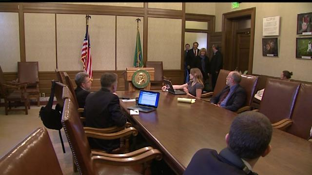 Layoff Notices Go To 50,000 Washington State Employees